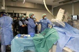 D@CL Hospital de Santa Cruz – REDUÇÃO DO FLUXO DO SEIO CORONÁRIO